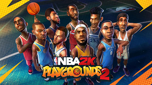 Сохранение для NBA 2K Playgrounds 2, сохранения NBA 2K Playgrounds 2