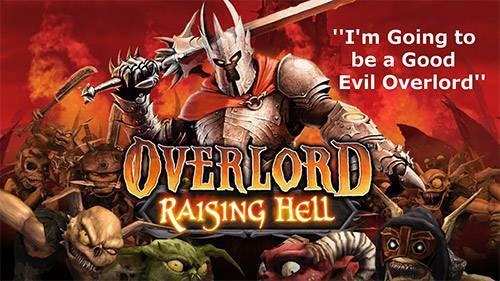 Сохранение для Overlord, сохранения Overlord