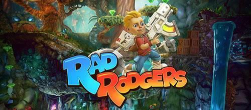 Сохранение для Rad Rodgers, сохранения Rad Rodgers