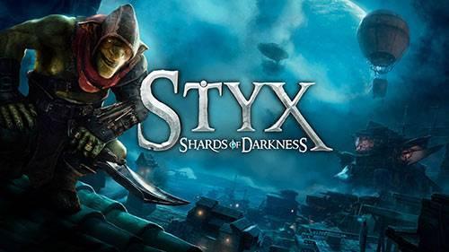Сохранение для Styx: Shards of Darkness, сохранения Styx: Shards of Darkness