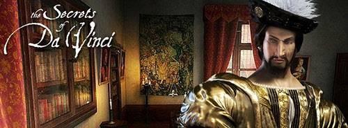 Сохранение для The Secrets of Da Vinci: The Forbidden Manuscript, сохранения The Secrets of Da Vinci: The Forbidden Manuscript
