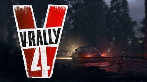 Сохранение для V-Rally 4, сохранения V-Rally 4