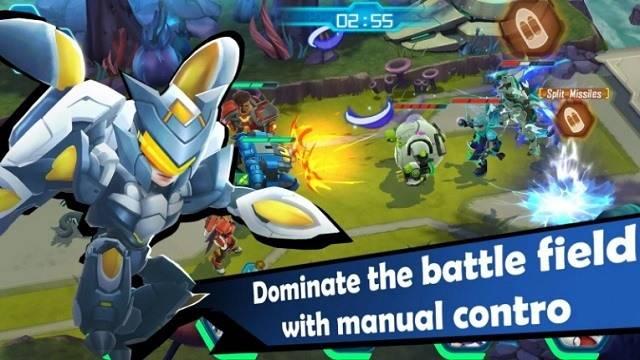 Star Warfare: Edge Взлом на Андроид и ИОС. Читы на Деньгиб Кристаллы и многое другое