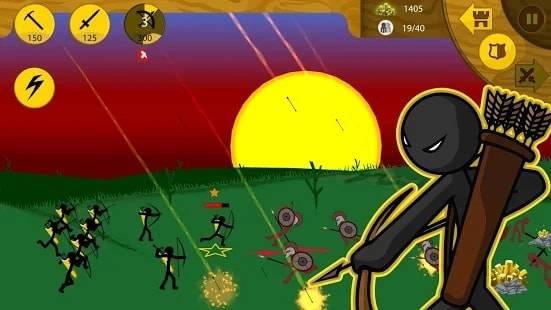 Stick War Legacy — Много Денег и Алмазов на Android