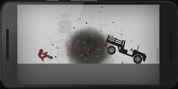 Stickman Dismounting — Много Денег на Android & IOS