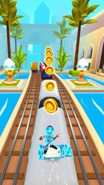 Subway Surfers на Андроид и IOS (Много Денег и Ключей)