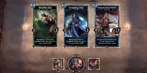 The Elder Scrolls: Legends на Андроид. Коды на деньги и кристаллы
