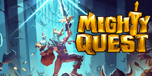 The Mighty Quest на Андроид. Коды на деньги и золото, Бесплатно