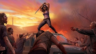 The Walking Dead Road to Survival деньги, бесплатно. Коды на еду