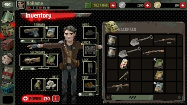The Walking Zombie 2 на Android & IOS (Много Денег и Топлива)