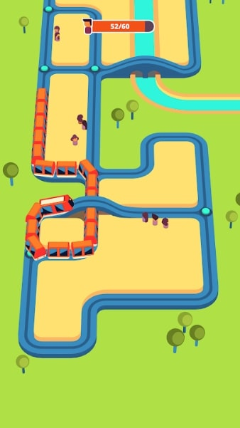 Train Taxi на Android & IOS (Много Денег)