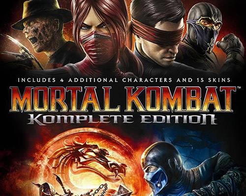 Трейнеры для Mortal Kombat - Komplete Edition, Трейнер для Mortal Kombat - Komplete Edition