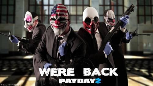 Трейнеры для Payday 2, Трейнер для Payday 2