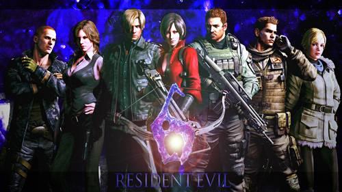 Трейнеры для Resident Evil 6, Трейнер для Resident Evil 6