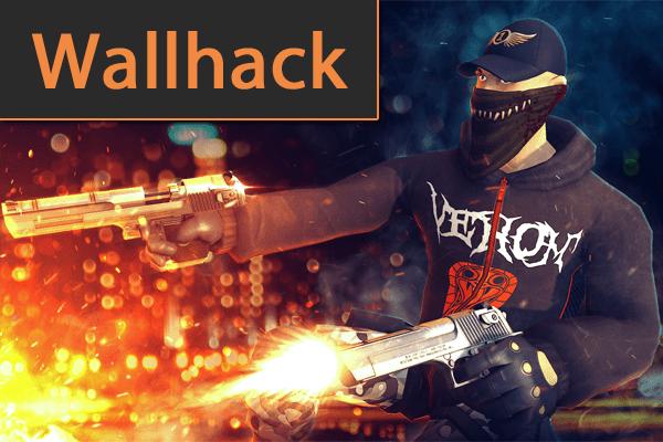 Wallhack – смотрим через стены в Контра Сити