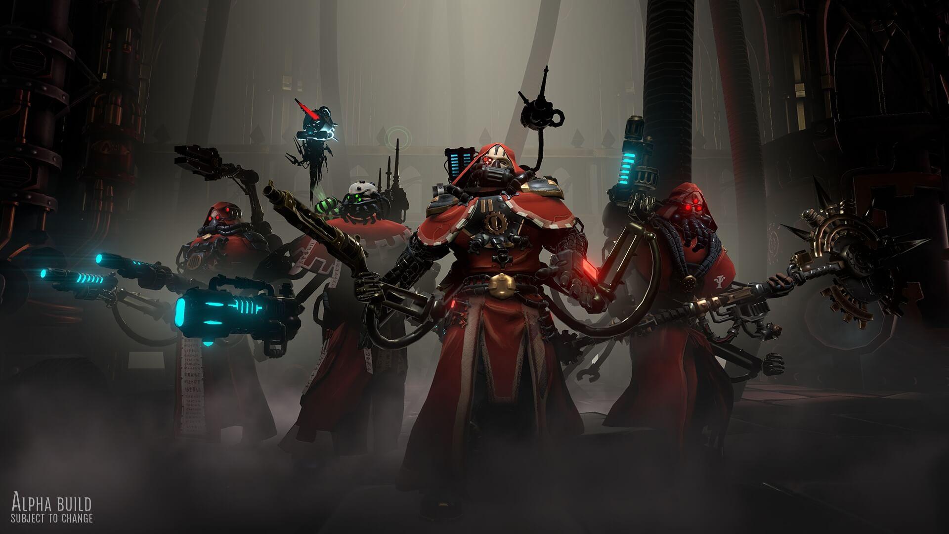 Warhammer 40000 читы