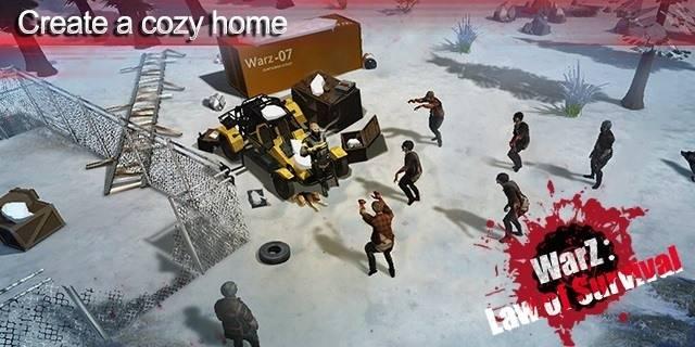 WarZ: Law of Survival Читы на Деньги, Оружие и Ресурсы. Бесплатный Мод на Андроид