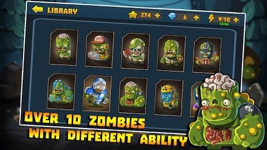 Zombie Chess 2020 на Android & IOS. Много Звезд, Алмазов и Энергии